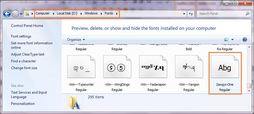 alpha zawgyi font free download for windows 10